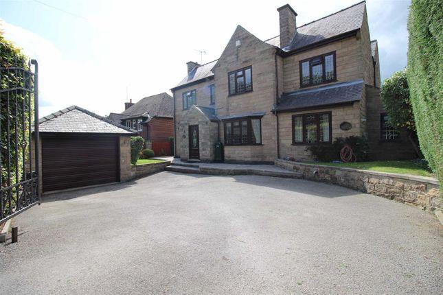 4 bed detached house to rent in Derby Road, Swanwick, Alfreton, Derbyshire DE55