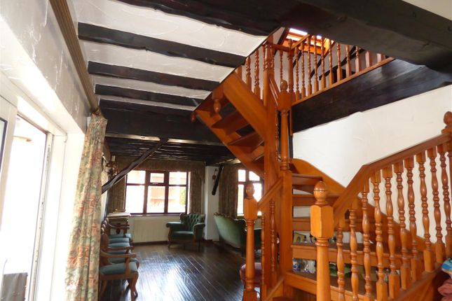 Staircase of Broomfield Close, Sandiacre, Nottingham NG10