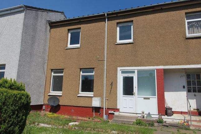 Thumbnail Terraced house to rent in Logans Road, Motherwell, North Lanarkshire