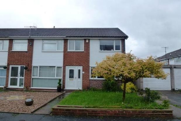 Thumbnail Property to rent in Park Close, Mapperley