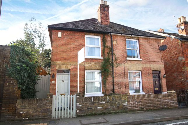 Thumbnail Semi-detached house for sale in Byfleet, Surrey