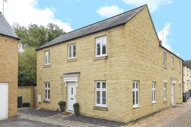 Thumbnail Semi-detached house to rent in Witney, Oxfordshire