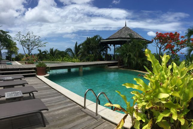 Thumbnail Villa for sale in Vila Susanna, Marigot Bay, St Lucia