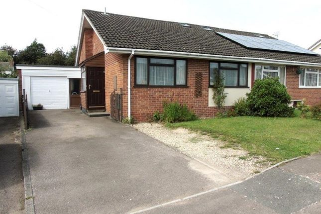 Thumbnail Bungalow for sale in Lancaster Drive, Lydney, Gloucestershire