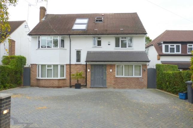 Thumbnail Detached house for sale in Bishops Avenue, Elstree, Borehamwood