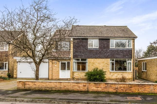 Thumbnail Detached house for sale in Friarswood Close, Yarm