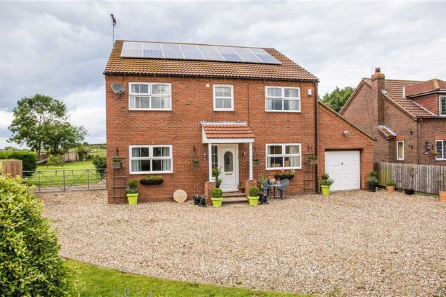 Thumbnail Detached house for sale in Church Lane, Atwick, Hornsea, East Yorkshire
