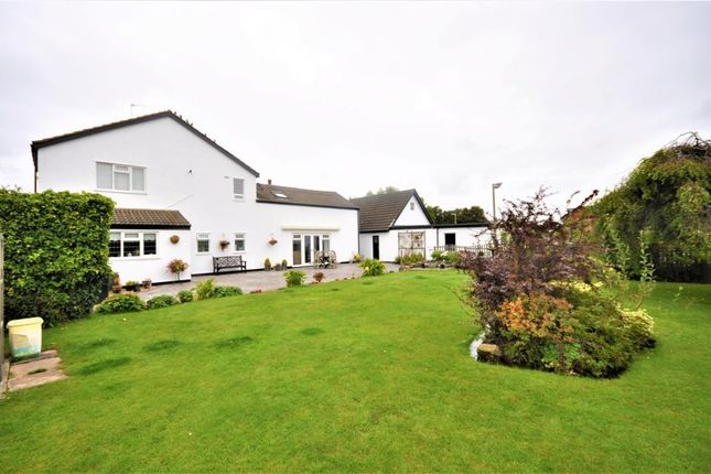 Thumbnail Detached house for sale in Sandy Lane, Marton Moss, Blackpool, Lancashire