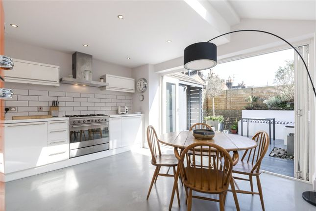 Thumbnail Terraced house for sale in Sixth Avenue, London