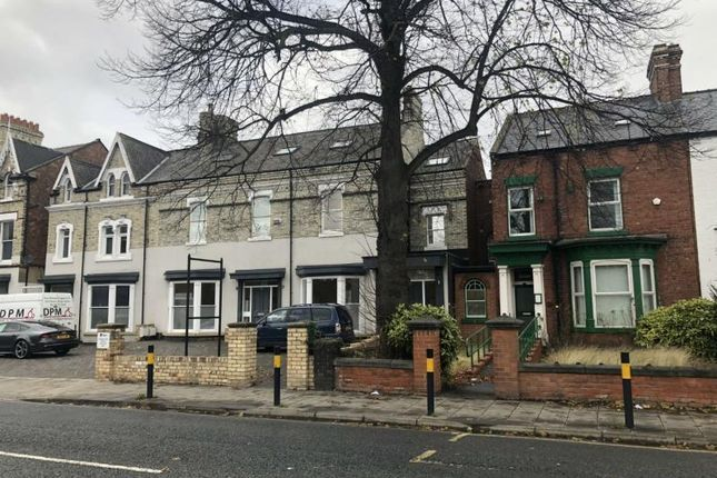 Thumbnail Office for sale in 36, Victoria Road, Hartlepool