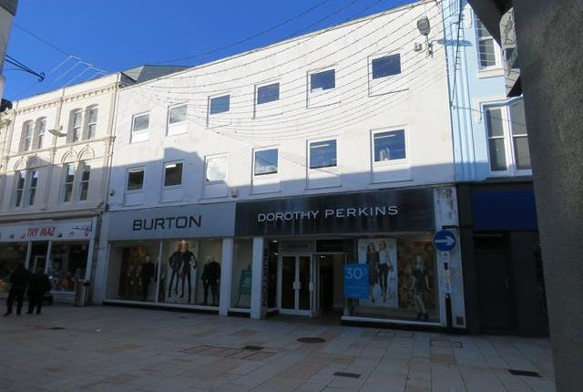 Thumbnail Retail premises to let in 24-26, Fore Street, St Austell, Cornwall