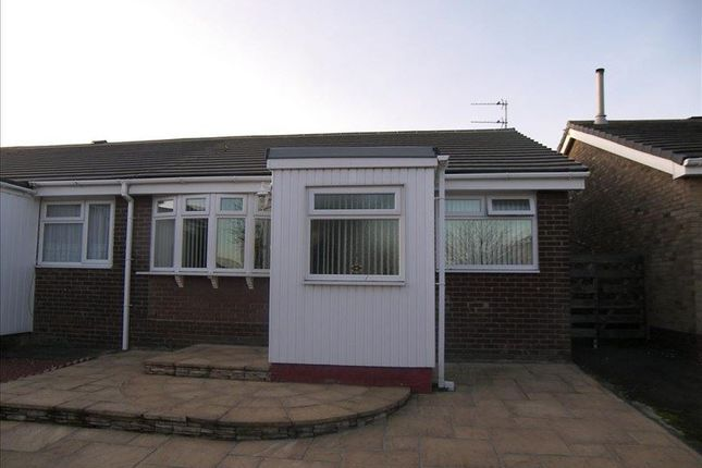 Thumbnail Bungalow to rent in Beech Drive, Ellington, Morpeth