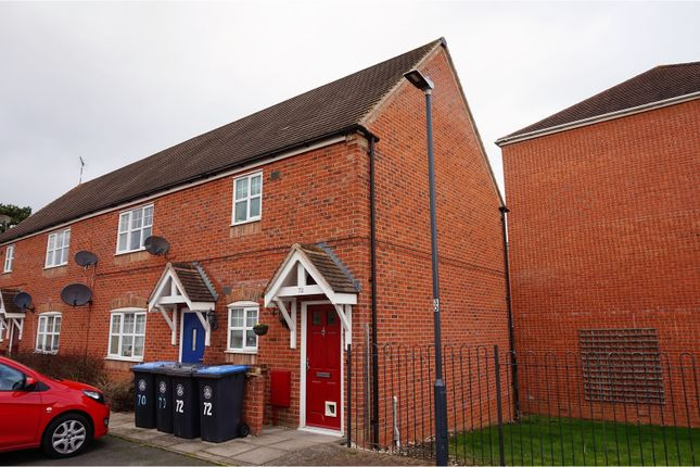 Thumbnail Maisonette for sale in St. Peters Way, Stratford-Upon-Avon