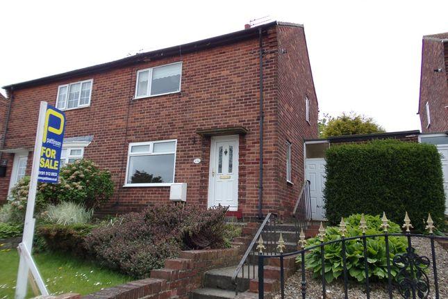 Thumbnail Semi-detached house for sale in Farmer Crescent, Murton, Seaham