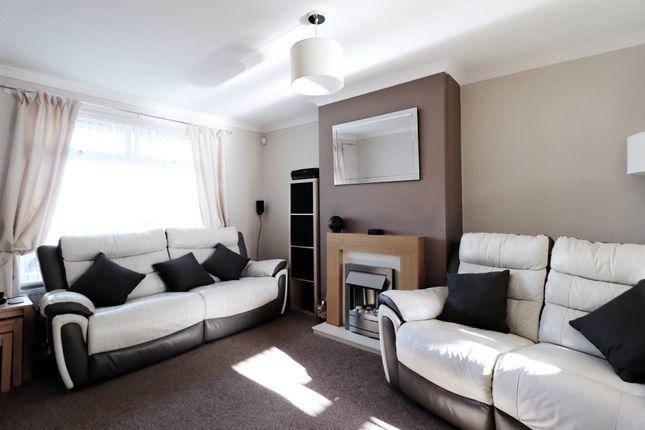 Living Room of Mainsacre Drive, Stonehouse, Larkhall ML9