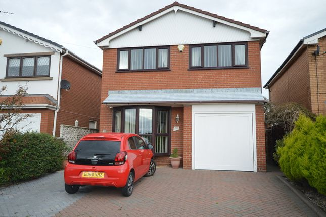 Thumbnail Detached house for sale in Vicarage Lane, Blackpool