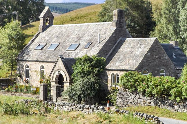 Thumbnail Property for sale in Dail Ant Sagairt, Struan, Pitlochry