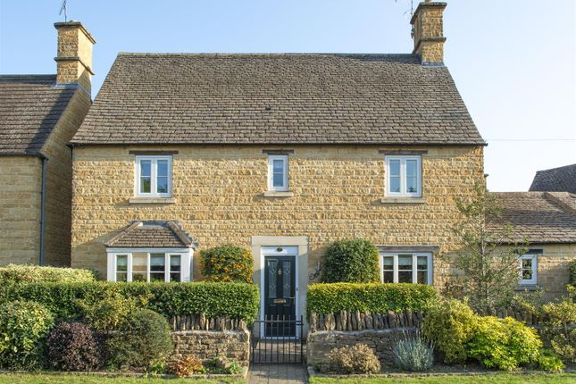 Thumbnail Link-detached house for sale in Coldicott Leys, Ebrington, Gloucestershire
