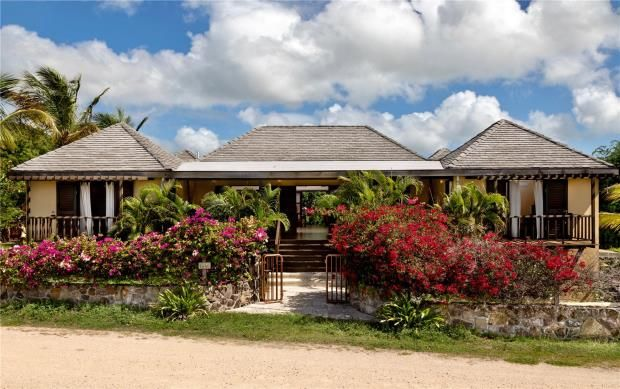 Thumbnail Property for sale in Casa Lidia, Hospital Hill, English Harbour, Antigua