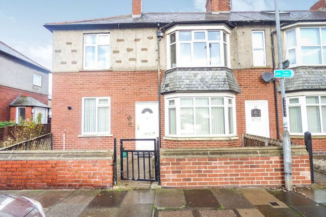 Thumbnail Flat to rent in Princess Louise Road, Blyth