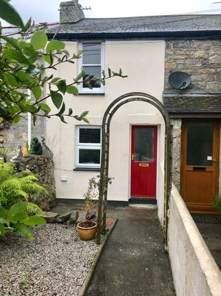 Thumbnail Terraced house for sale in Jamaica Place, Heamoor, Penzance