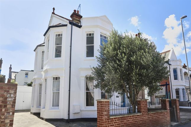 Thumbnail End terrace house for sale in West Cliff Road, Broadstairs
