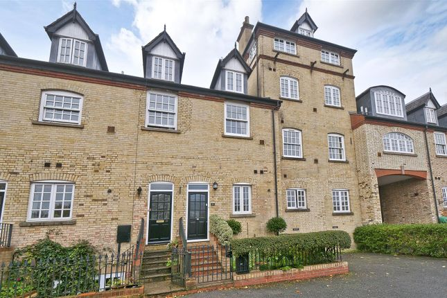 Thumbnail Terraced house for sale in Abbey Brewery Court, Swan Street, West Malling