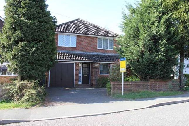Thumbnail Detached house to rent in Nicol Road, Chalfont St. Peter, Gerrards Cross