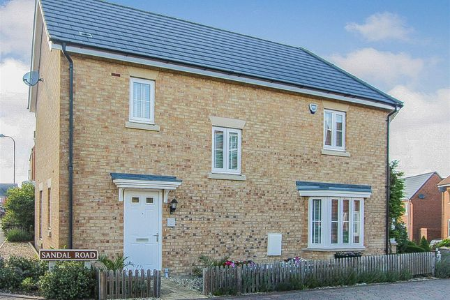 3 bed semi-detached house for sale in Sandal Road, Pitstone, Leighton Buzzard LU7