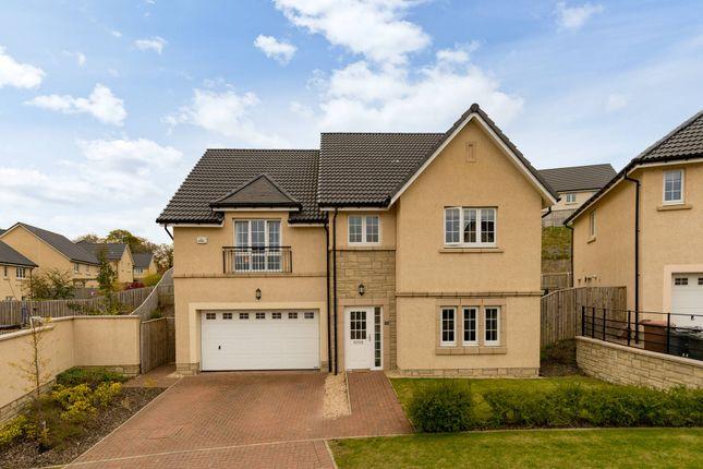 Thumbnail Detached house for sale in 12 Greenstone Loan, Ratho, Edinburgh