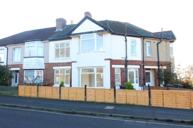 Thumbnail Terraced house to rent in Cambridge Road, Gosport