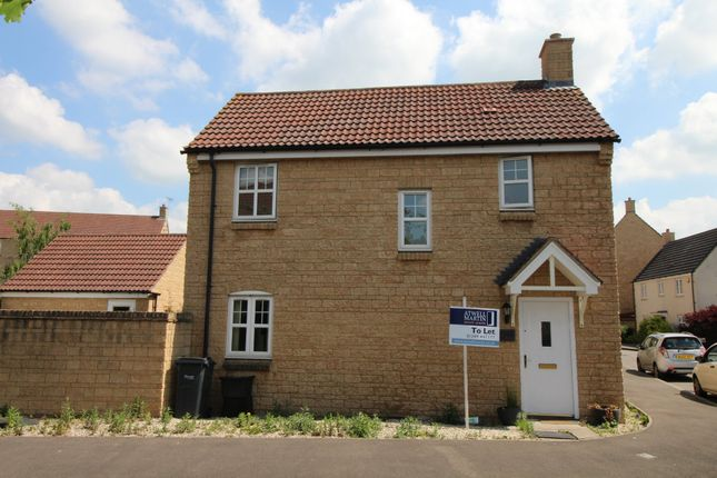 Thumbnail Semi-detached house to rent in Grouse Road, Calne