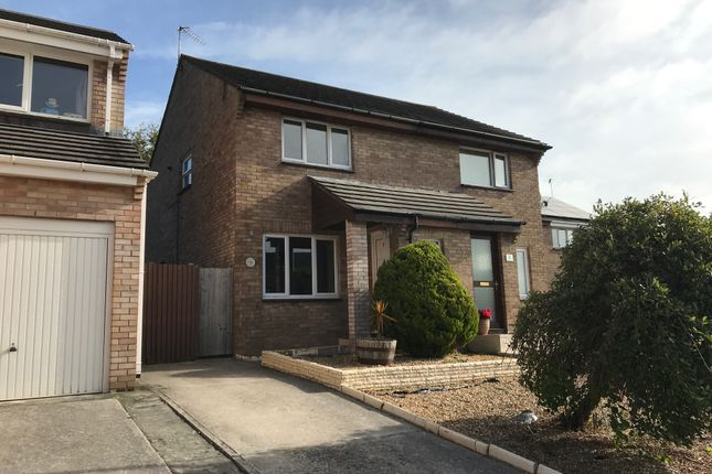 Thumbnail Semi-detached house to rent in Wavish Park, Torpoint