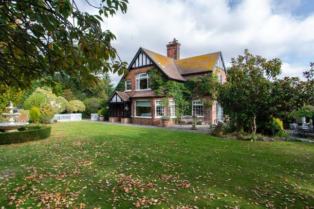 Thumbnail Detached house for sale in Church Close, Ongar Road, Kelvedon Hatch, Brentwood