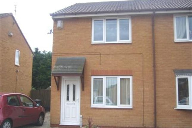 Thumbnail Semi-detached house to rent in St. Margarets Court, Shannon Road, Hull