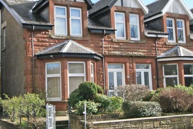 Thumbnail End terrace house for sale in Brisbane Road, Largs