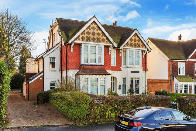Thumbnail Flat for sale in Yorke Road, Reigate
