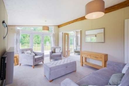 Thumbnail Lodge for sale in Amotherby Lane, Amotherby, Malton