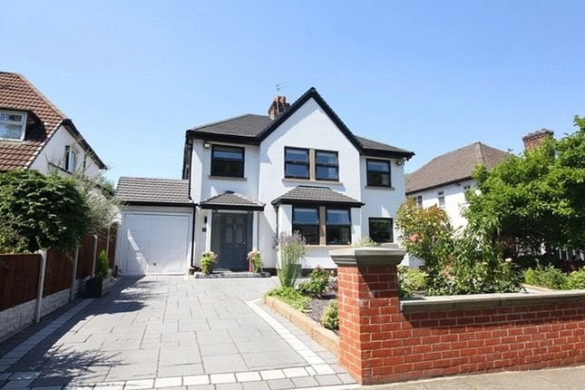 Thumbnail Detached house for sale in Blackwood Avenue, Woolton, Liverpool