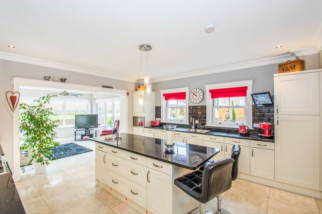 Thumbnail Detached house for sale in Clos Cribyn, Beacons Heights, Merthyr Tydfil