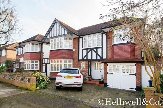 Thumbnail Detached house for sale in Audley Road, Ealing