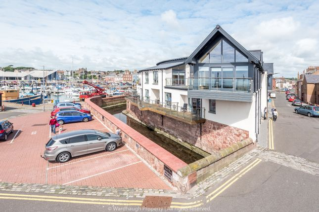 Thumbnail Flat for sale in Quayside Marina, 4 Marketgate, Arbroath
