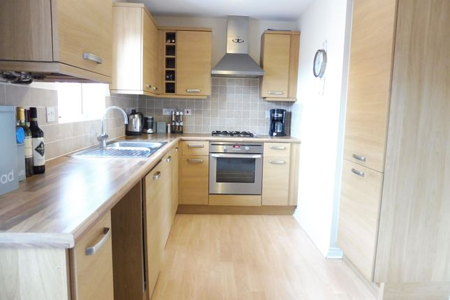 Thumbnail Flat for sale in Ffordd Nowell, Penylan, Cardiff