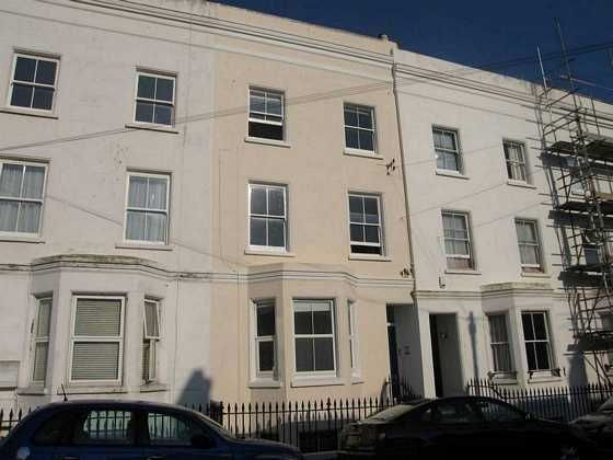 Thumbnail Maisonette to rent in Arundel Street, Brighton