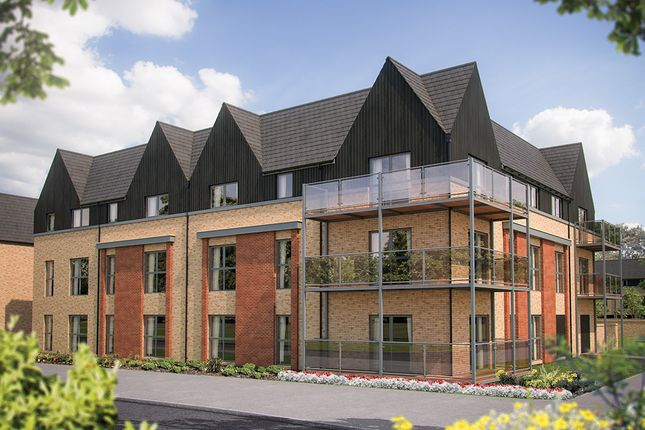 "Thumbnail Flat for sale in ""Stowe House v1"" at Station Road, Longstanton, Cambridge"