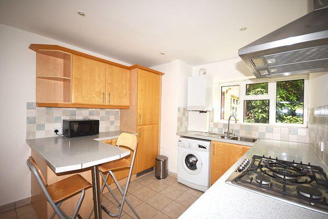 Thumbnail Flat to rent in Shepherds Hill, Highgate, London