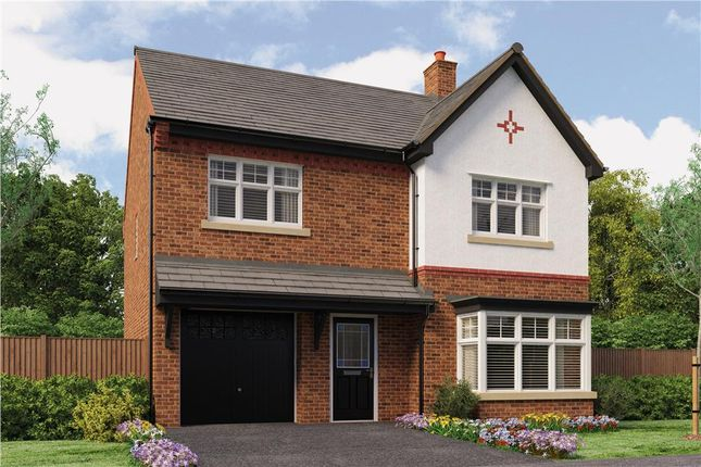 """Thumbnail Detached house for sale in """"Crompton"""" at Rykneld Road, Littleover, Derby"""
