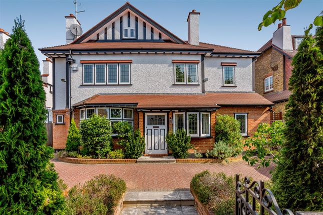 Thumbnail Detached house for sale in Waldeck Road, Ealing, London