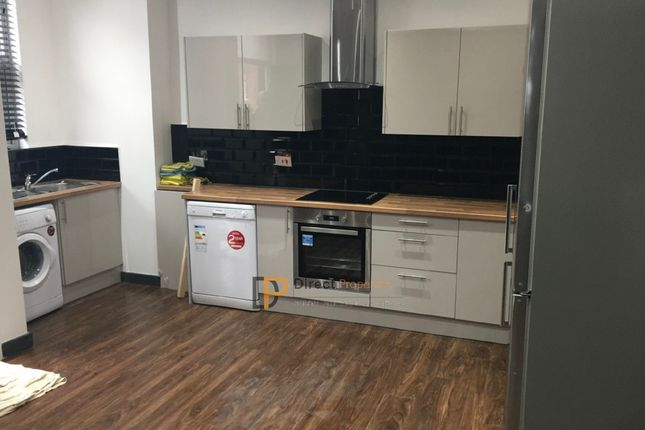 Thumbnail Shared accommodation to rent in Royal Park Terrace, Hyde Park, Leeds
