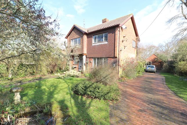 Thumbnail Detached house for sale in Bay Tree Lane, Polegate, East Sussex